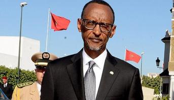 الرئيس كاغامي : زيارة جلالة الملك إلى رواندا تعكس العلاقات الممتازة بين البلدين