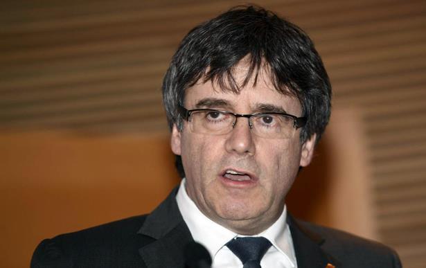 السلطات الألمانية توقف رئيس إقليم كتالونيا المُقال كارلوس بوجديمونت