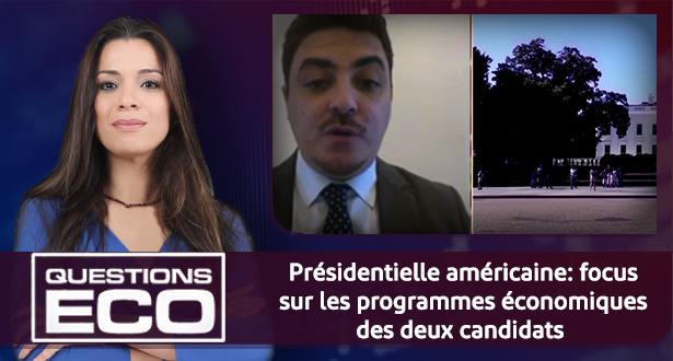 Questions ÉCO > Présidentielle américaine: focus sur les programmes économiques des deux candidats