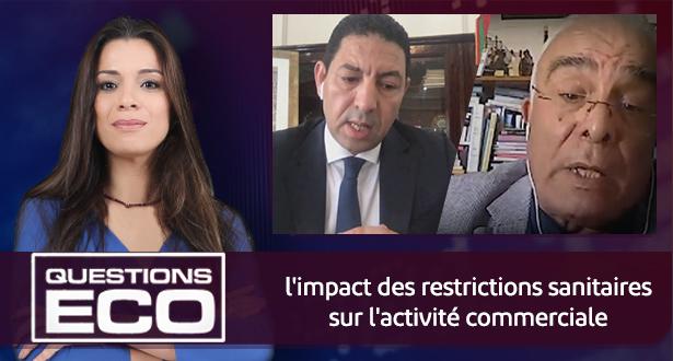 Questions ÉCO > L'impact des restrictions sanitaires sur l'activité commerciale