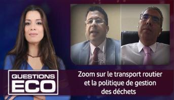 Questions ÉCO > Zoom sur le transport routier et la politique de gestion des déchets