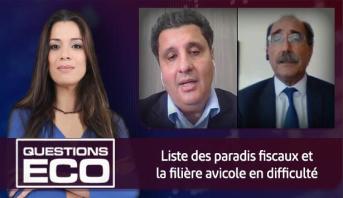Questions ÉCO > Liste des paradis fiscaux et la filière avicole en difficulté