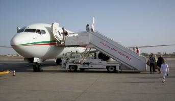 Arrivée à l'aéroport d'Oujda-Angad d'un troisième groupe de Marocains rapatriés de Turquie
