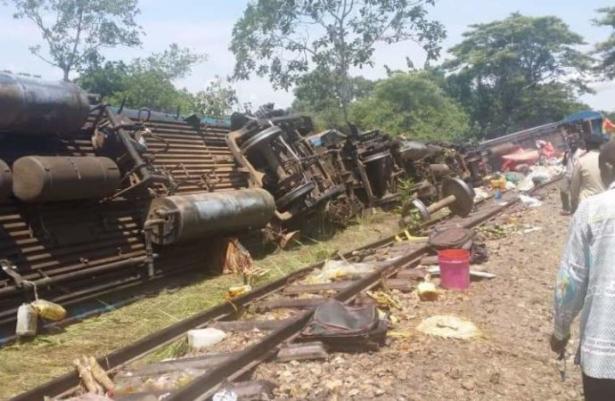 RDC : au moins 50 morts dans le déraillement d'un train