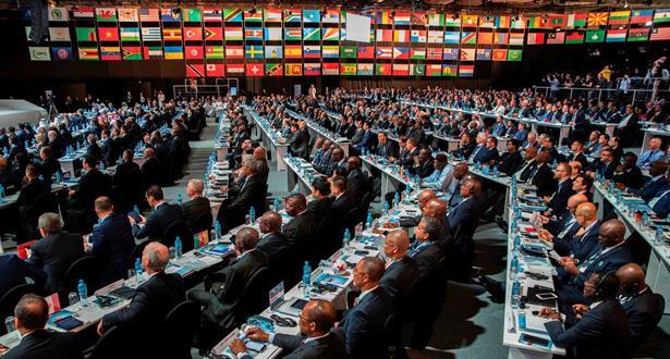 Mondial 2026:  la liste des pays ayant voté pour le Maroc