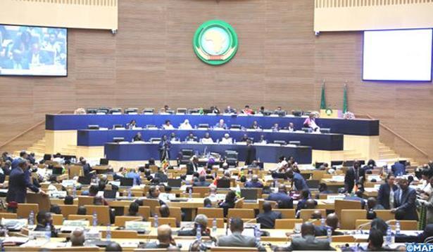 الاتحاد الإفريقي يدعو إلى تسوية سياسية وسلمية للأزمة الليبية طبقا لمقتضيات اتفاق الصخيرات