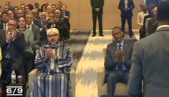 Le Roi et le Chef de l'Etat rwandais président la cérémonie de lancement d'un programme de partenariat agricole