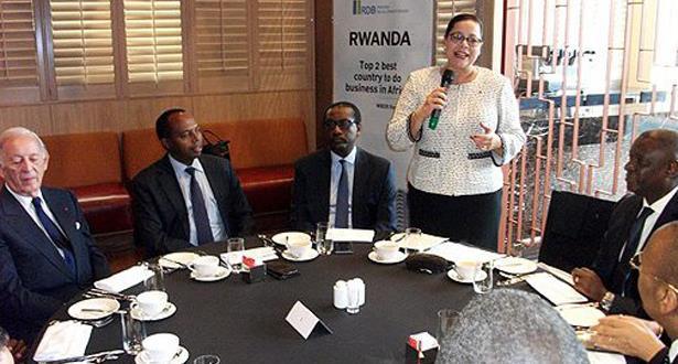 Les secteurs privés rwandais et marocain examinent les moyens de renforcer leur partenariat