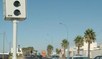 Maroc: 280 nouveaux radars remis aux agents de contrôle routier