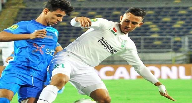Ligue des champions: Le Raja Casablanca s'incline à domicile face au Zamalek