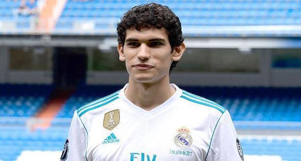 Championnat d'Espagne : Vallejo, défenseur du Real Madrid, prêté à Grenade