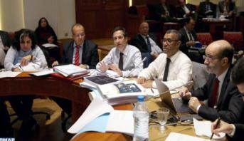 لجنة المالية والتنمية الاقتصادية بمجلس النواب تصادق بالأغلبية على الجزء الأول من مشروع قانون المالية لسنة 2019