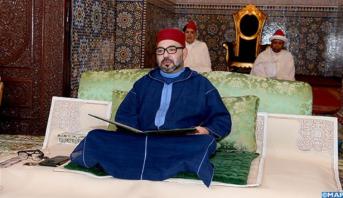 الملك محمد السادس يقرر تخصيص منحة مالية، كمساهمة مغربية في ترميم وتهيئة بعض فضاءات المسجد الأقصى