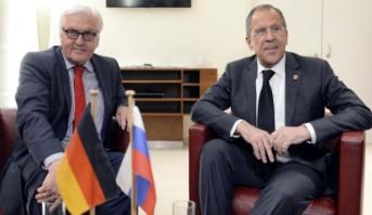 Russie-Allemagne: appel au renforcement de la coopération internationale contre le terrorisme