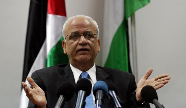 عريقات: ائتلاف من 192 دولة ضد قرار اسرائيل ضم أجزاء من الضفة الغربية