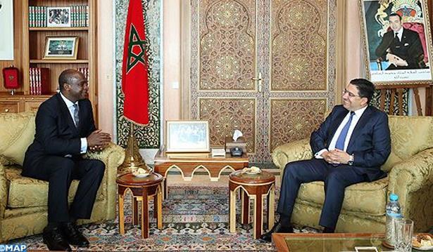 Le ministre sierra-léonais des AE salue les efforts du Maroc pour parvenir à une solution négociée à la question du Sahara