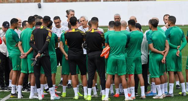 Eliminatoires de la CAN 2021 : voici la liste des Lions contre le Burundi