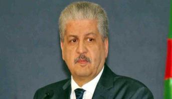 L'Algérie : L'ancien Premier ministre Abdelmalek Sellal placé sous mandat de dépôt