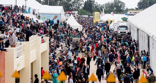 Plus de 850.000 visiteurs au SIAM 2019