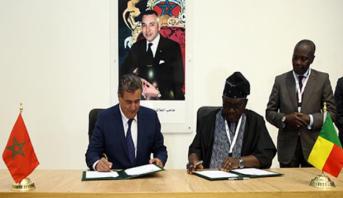 المعرض الدولي للفلاحة 2019.. تعزيز التعاون في المجال الفلاحي محور مباحثات بين المغرب وبنين