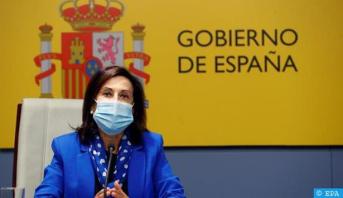"""وزيرة الدفاع الإسبانية: أي تصريح من قبل عضو في الحكومة لا يتوافق مع الموقف الرسمي لإسبانيا حول الصحراء """"ما هو إلا مجرد رأي شخصي"""""""