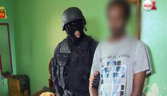"""قاضي التحقيق بسلا يستمع لمواطن تشادي ينتمي لـ """"داعش"""" ويأمر بإيداعه السجن"""