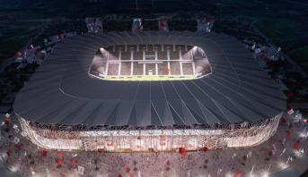 مونديال 2026 .. ملعب مكناس تحفة رياضية في موقع خلاب بسهل سايس