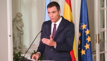 رئيس الحكومة الإسبانية يشارك في المؤتمر الحكومي الدولي حول الهجرة بمراكش