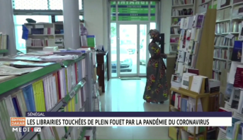 Sénégal: l'impact de la pandémie du coronavirus sur les librairies