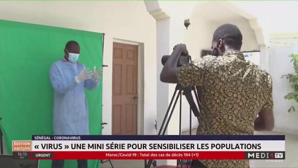 """Sénégal: """"Virus"""", une mini série pour sensibiliser les populations"""