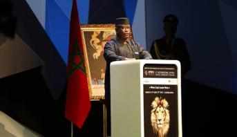رئيس جمهورية سيراليون يشيد بريادة الملك محمد السادس لفائدة التنمية بإفريقيا