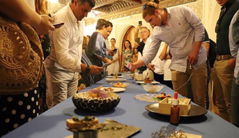 المطبخ المغربي يتألق في مسابقة حول فنون الطبخ المعاصر بإشبيلية