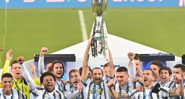 كأس السوبر الإيطالية: لقب أول لبيرلو المدرب ورونالدو أفضل هداف في التاريخ