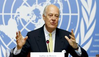 فيديو ..شد وجذب بين الحكومة السورية والهئية العليا للمفاوضات