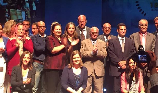المباراة الدولية (أطروحتي في 180 ثانية) .. باحثة مغربية تحرز جائزة الجمهور