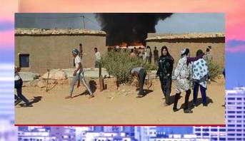 اشتباكات وتدهور للأوضاع الأمنية بمخيمات تندوف جنوب غرب الجزائر