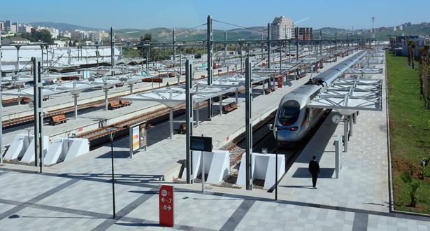 استئناف رحلات القطارات من و إلى طنجة ابتداء من غد الأربعاء
