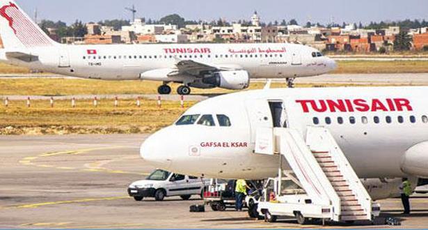Covid-19: Tunisair affiche des pertes financières de plus de 140 millions de dollars