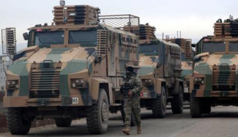 تركيا تهدد النظام السوري بالثأر لـ 33 جنديا لقوا مصرعهم في قصف بإدلب