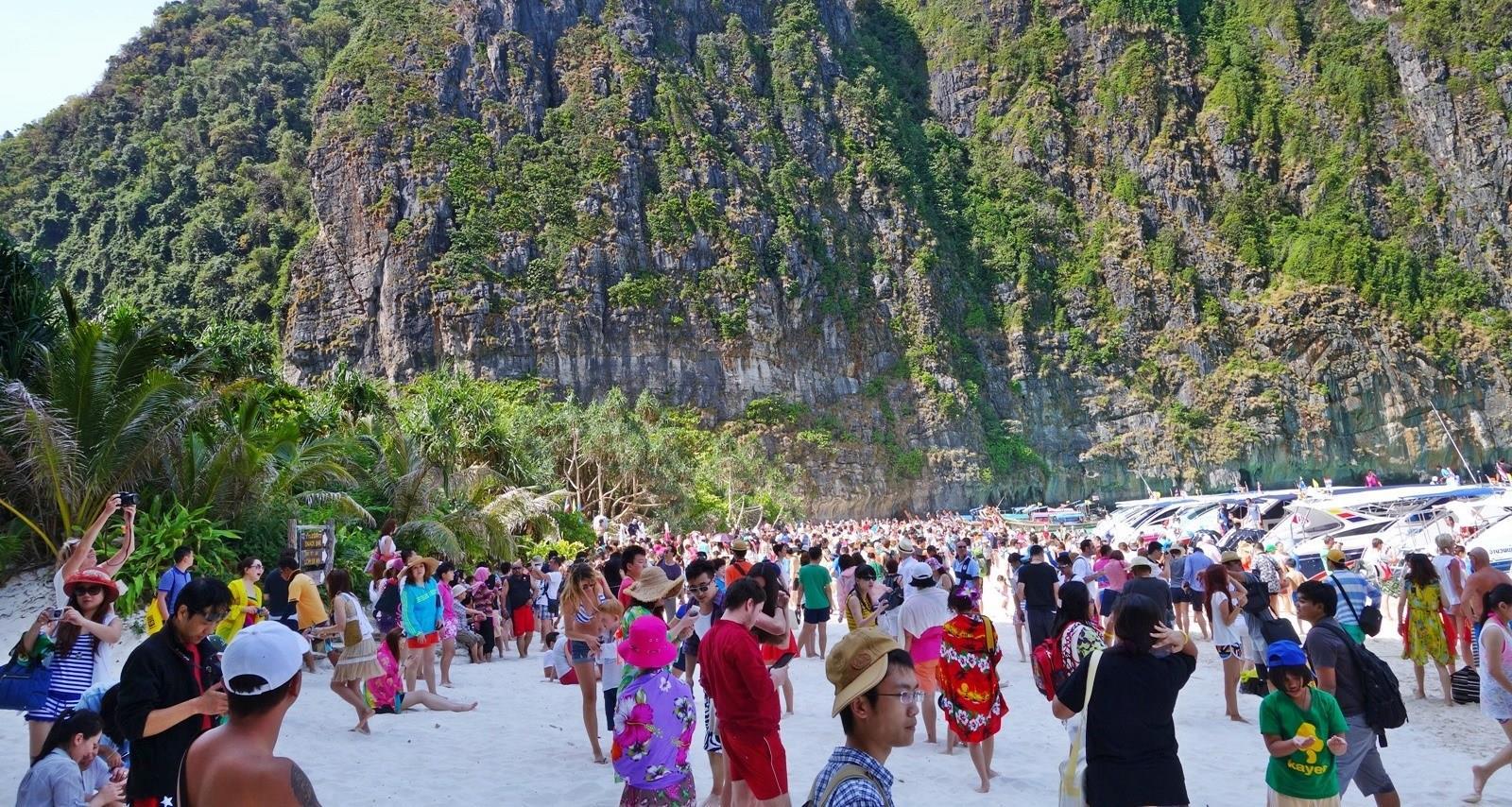 Thaïlande : 36 millions de visiteurs attendus en 2017