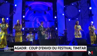 Timitar: les artistes amazighes accueillent les musiques du monde