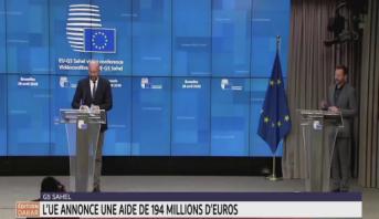 G5 Sahel: l'UE annonce une aide de 194 millions d'euros