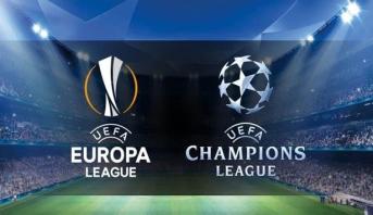 """""""اليويفا"""" يُعلق مباريات دوري أبطال أوروبا والدوري الأوروبي"""