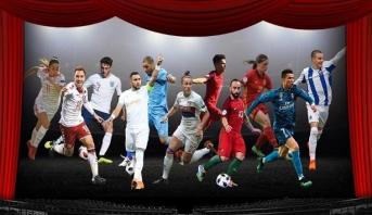 L'UEFA dévoile les nommés pour le but de la saison