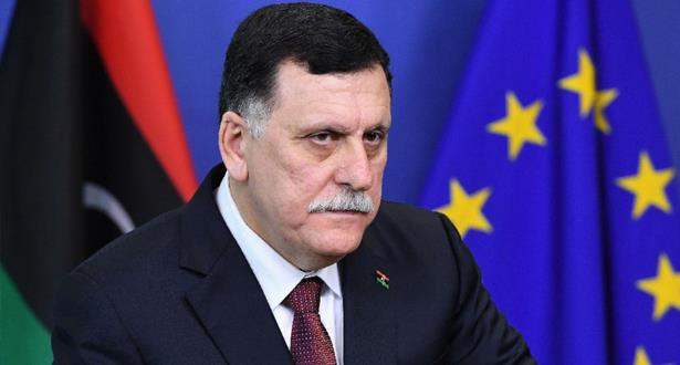 """الاتحاد الأوروبي يعتبر أن مبادرة السراج """"خطوة بناءة لدفع العملية السياسية في ليبيا"""""""