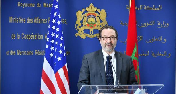 الولايات المتحدة تقدر دعم الملك محمد السادس الموصول والقيم في القضايا ذات الاهتمام المشترك