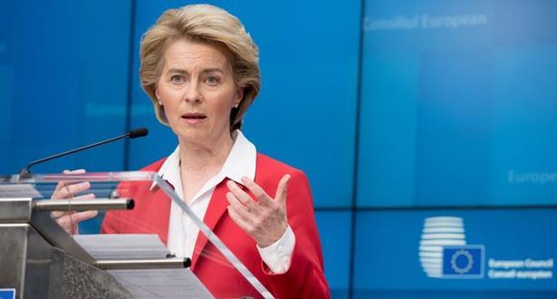 Covid-19: la première priorité de l'UE est d'accélérer la vaccination mondiale (Ursula von der Leyen)