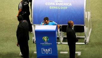"""كوبا أمريكا 2019: فنزويلا والـ """"VAR"""" يفرضان التعادل على البرازيل"""