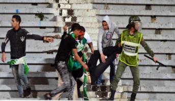 Match Raja-Chabab Rif Al Hoceima: report au 7 avril du procès des personnes arrêtées