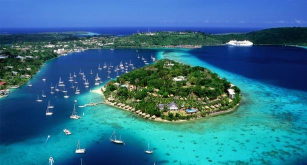 زلزال بقوة 6.3 درجة يضرب قبالة جزيرة فانواتو بالمحيط الهادى